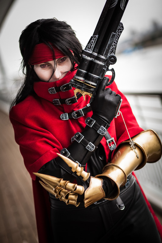 Vincent Valentine by Anathiell
