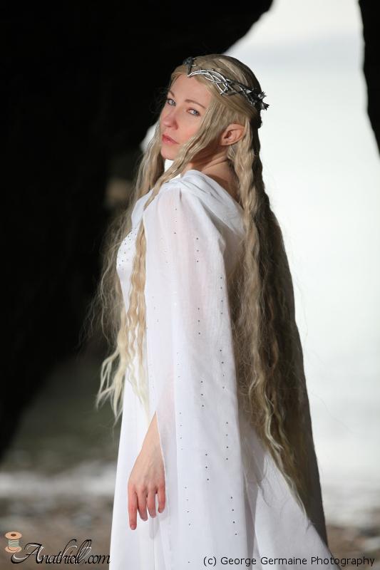 Lady Galadriel by Anathiell