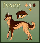 Ivann [REF] by Dachiia