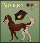Bruno [REF] by Dachiia