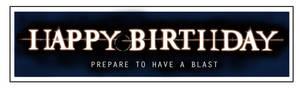 Happy Birthday(Dark Souls Theme)