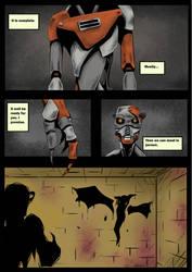 Junkyard Page 1
