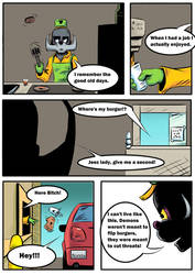 Jack The Squirrel #3 Page 1
