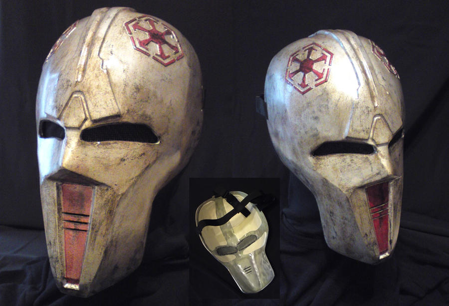 Sith Acolyte mask1 by WulWhite