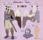 Alessandro Reference Sheet