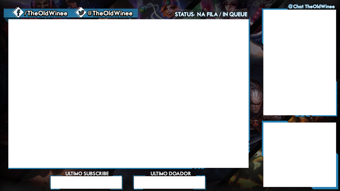 League Overlays Leagueoverlays – Migliori Pagine da Colorare