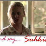 "bill compton says ""sookie"" by ninthandash"