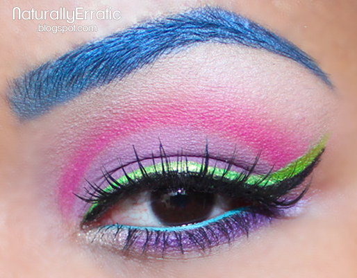 Pop Art Makeup by NaturallyErratic