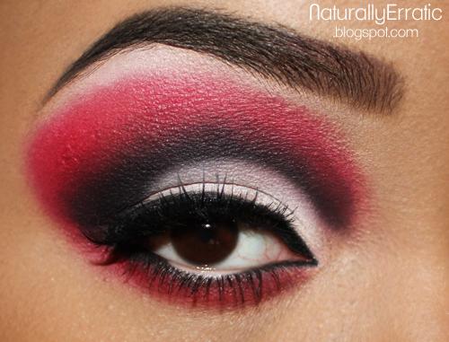 Pokemon Makeup by NaturallyErratic