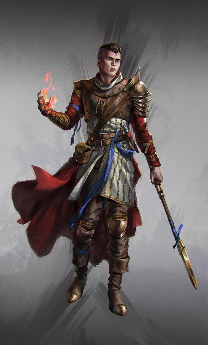 Warlock by hubbleTea