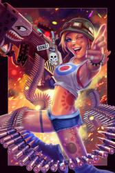 Tank Girl by Tri-Starr