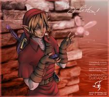 Zelda: Unwanted Guidance by Nevina