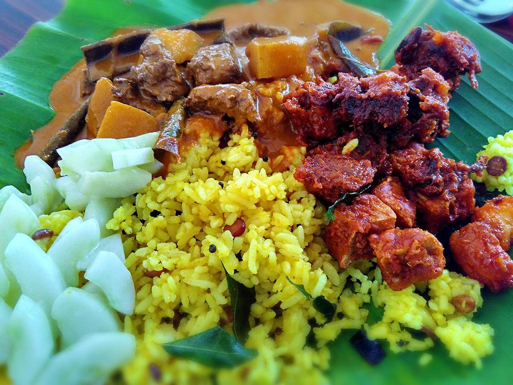 Spicy Kuala Lumpur by VEGAN-LOVE