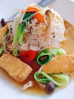 Vegetarian meal by VEGAN-LOVE