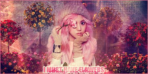 Flower Girl by KitKat2604