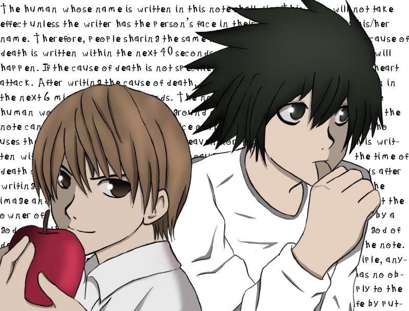 Death Note by KitKat2604