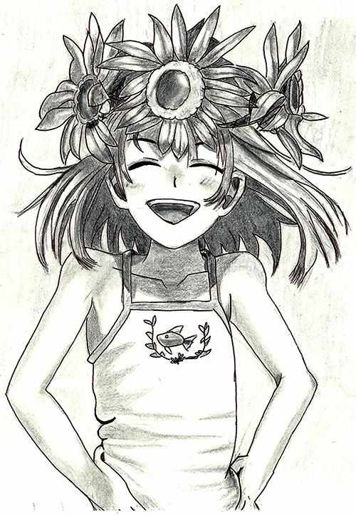 Summer Smile by KitKat2604