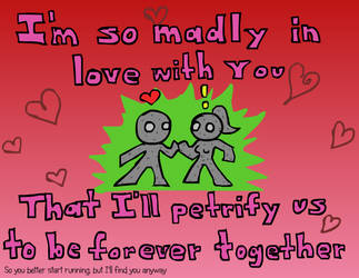 Madly in love by Kaztle