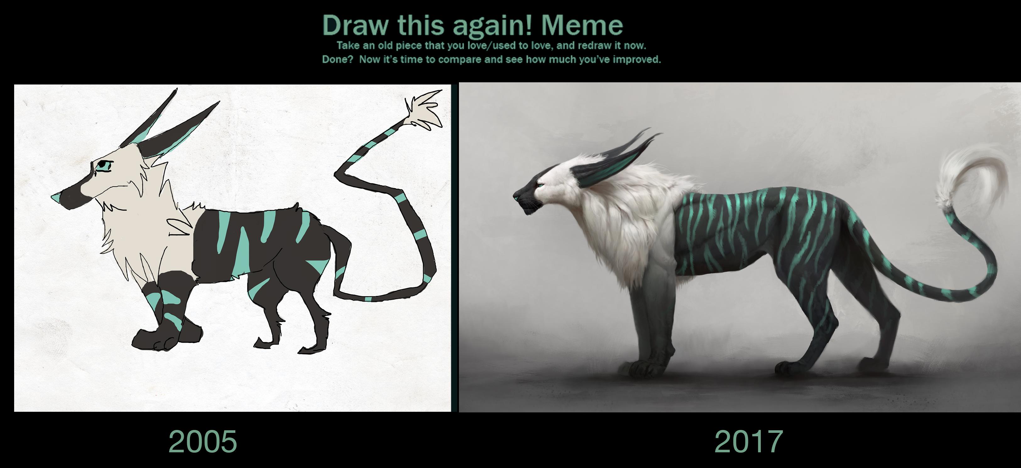 Draw This Again by JadeMerien