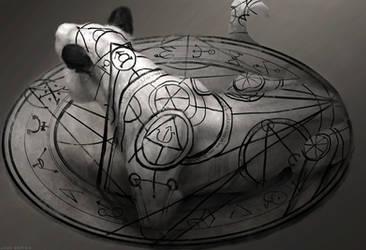 Alchemist Tiger by JadeMerien