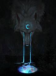Aurora Moon by JadeMerien