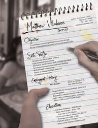 Server Resume