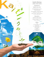 Resume - Earthy by rkaponm