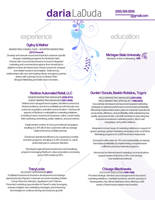 Resume - Marketing Front by rkaponm