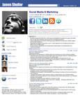 Resume - Social Network Adv.