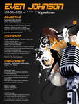 Resume - Sport Broadcasting