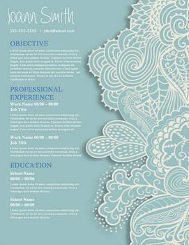 Creative Resume - Organic