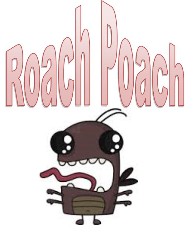 Roach Poach by ICreateWolf13