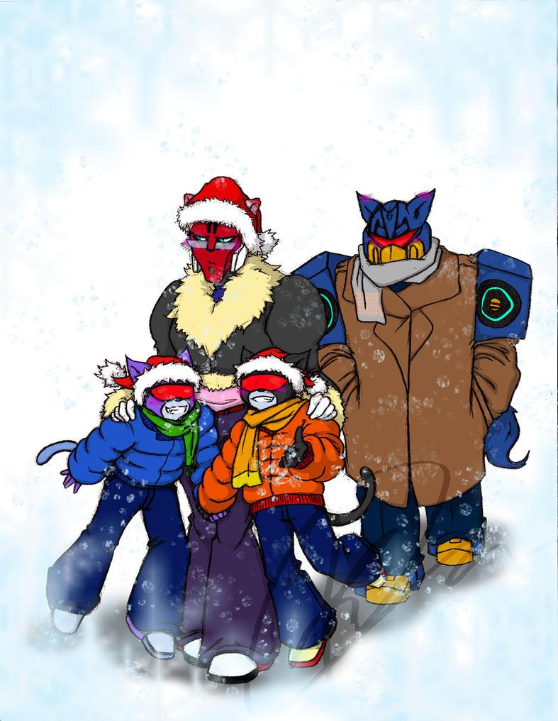 Winter Wonderland by Crescent-moon-demon