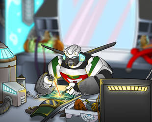 Points Commission -TFA Wheeljack by SincerelyYours-CMD