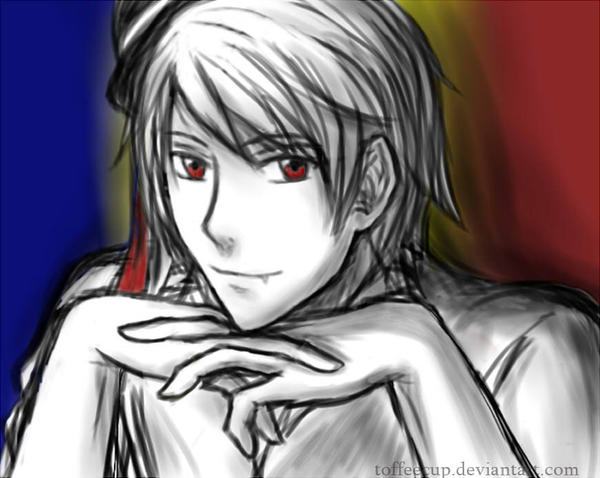 APH: Romania by toffeecup