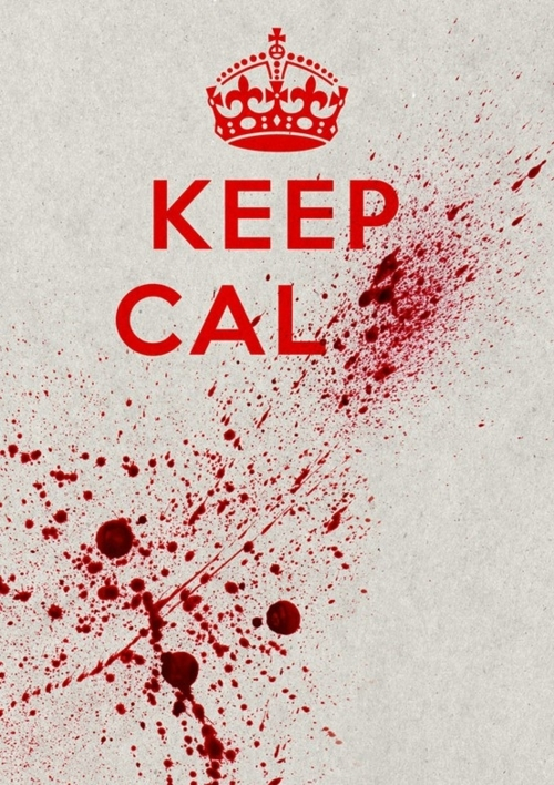 Keep Cal-- by VanityInsanity21