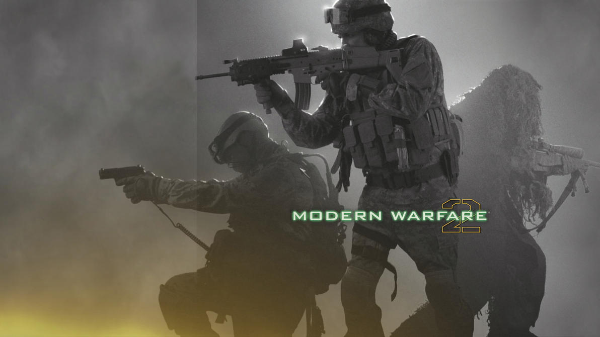 Call Of Duty Modern Warfare 2 Wallpaper Ghost