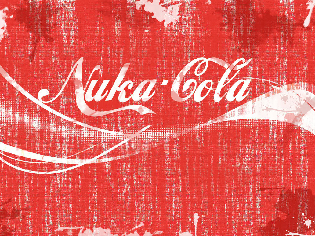 Nuka Cola Fallout By Stridder77