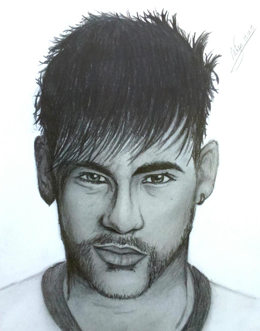 Neymar JR By Nicoo1995 On DeviantArt