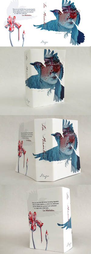 Les Miserables Book Cover Design