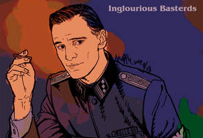 Inglourious Basterds by Muffy84