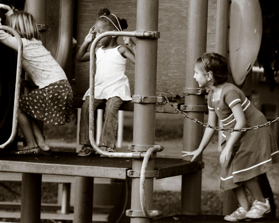 children playing by CreativeConceptions