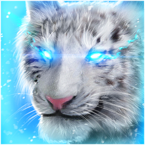 White Tiger Avatar - Commission by ERA-7S