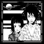 ZetsuboSensei-Nozomu and Matoi by 0thefoolnever