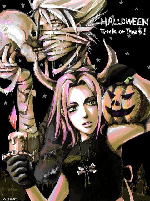 2008 Halloween Kakasaku by 0thefoolnever