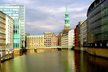 Hamburg - Germany by nelsonaf