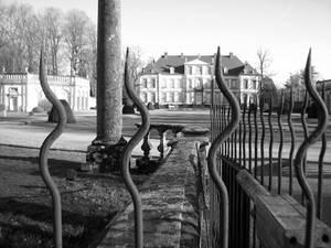 Castel.... behind the gates