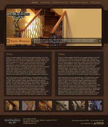 Wood stairs website