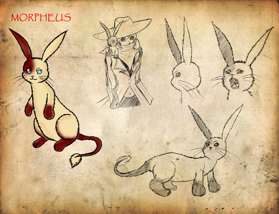 TBOS - Morpheus Character Ref. by lady-storykeeper