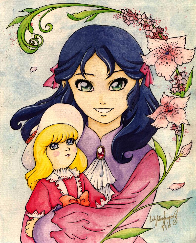 Princess sarah fanart by lady storykeeper on deviantart - Princesse sarah 3 ...
